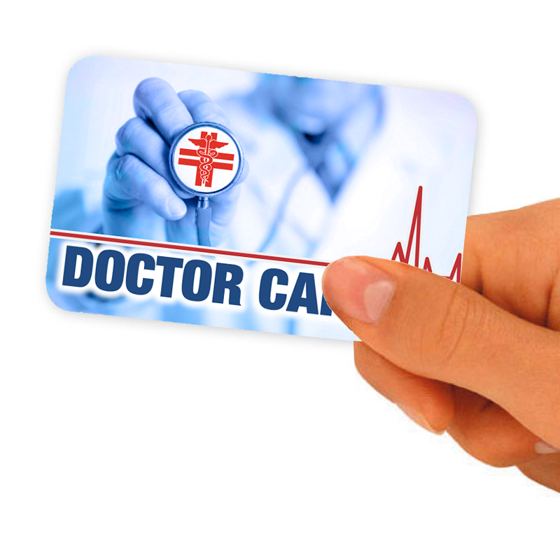 Acquista la Doctor Card